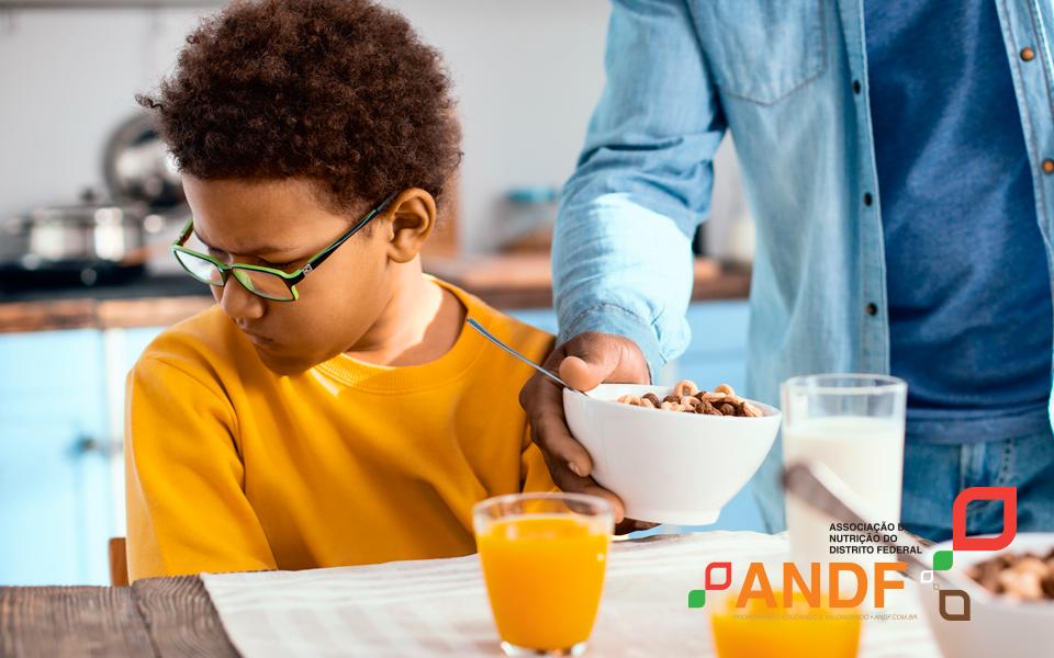Estudo pioneiro avalia prevalência nacional de neofobia alimentar em crianças